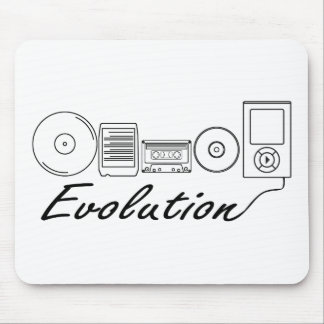 Evolution of Music Mouse Pad