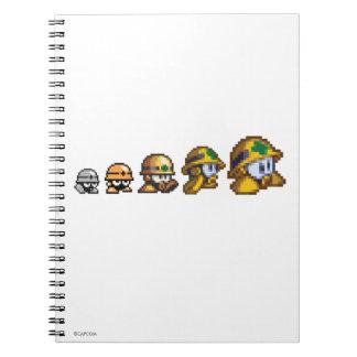 Evolution of Neo-metol 2 Notebook