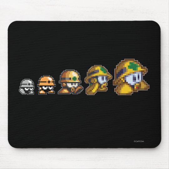 Evolution of Neo-metol Mouse Pad