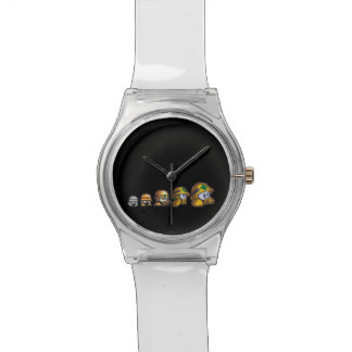 Evolution of Neo-metol Wristwatches