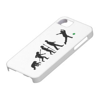 Evolution OF one bowling sport iPhone SE/5/5s Case