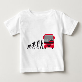evolution OF one bus more driver Tee Shirts