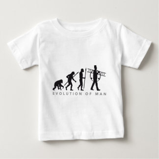 evolution OF one chimney sweeps Baby T-Shirt
