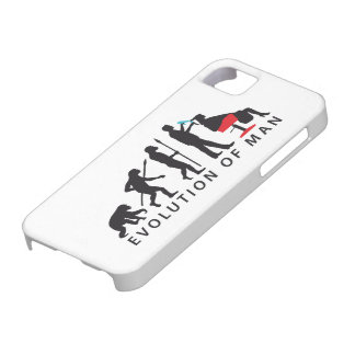 evolution OF one hair stylist iPhone SE/5/5s Case