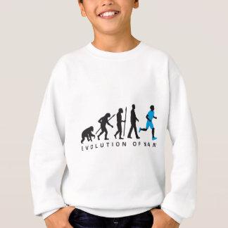 evolution OF one jogging Sweatshirt