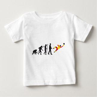 evolution OF one more soccer goal more keeper T Shirt