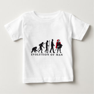 evolution OF one nobleman Baby T-Shirt