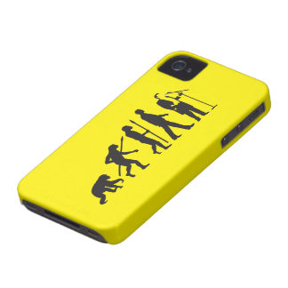 evolution OF one opera more singer iPhone 4 Cover