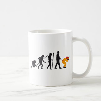 evolution OF one paintball more player Coffee Mug
