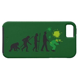 evolution OF one paintball more player iPhone SE/5/5s Case