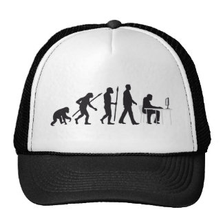 evolution OF one PC CONSOLE more gamer more player Trucker Hat