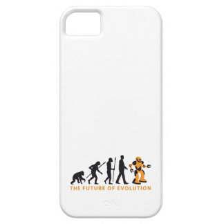 evolution OF one robot iPhone SE/5/5s Case