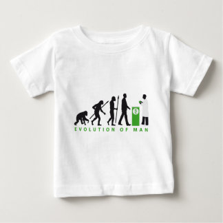 evolution OF one woman pharmacist Baby T-Shirt