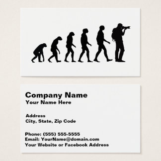 Evolution of Photography 7 Amazing Business Card