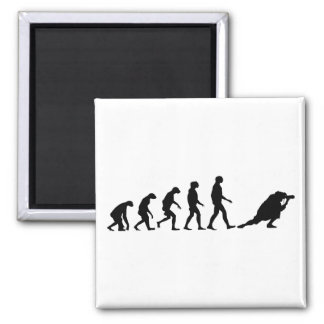 Evolution of Photography Magnet