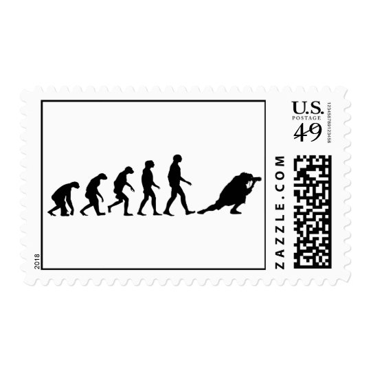 Evolution of Photography Postage