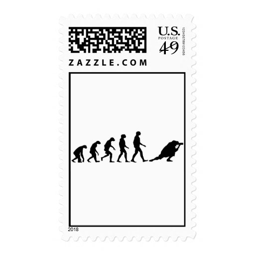 Evolution of Photography Stamps