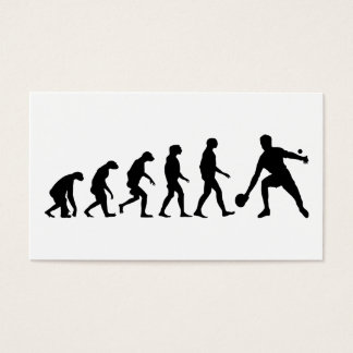 Evolution of Ping Pong Business Card