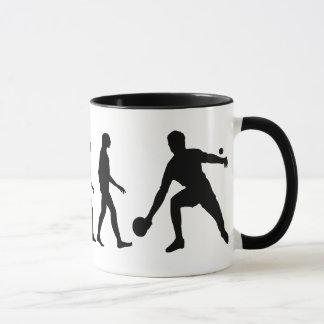 Evolution of Ping Pong Mug