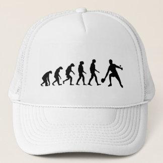 Evolution of Ping Pong Trucker Hat