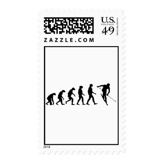 Evolution of Ski Postage