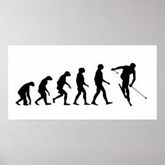 Evolution of Ski Print
