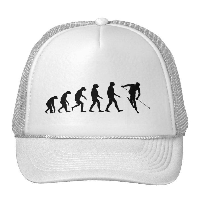 Evolution of Ski Trucker Hat