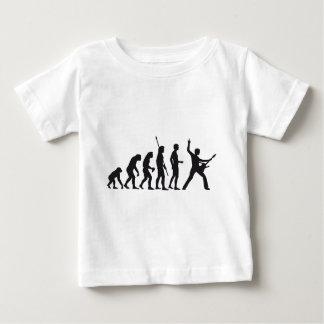evolution of skirt baby T-Shirt