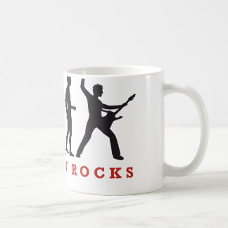 evolution of skirt coffee mug