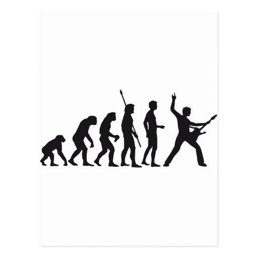 evolution of skirt postcard