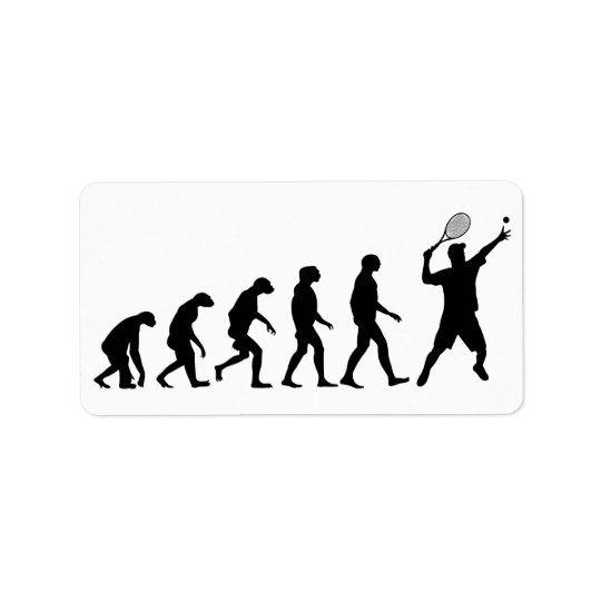 Evolution of Tennis Label