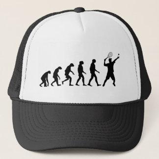 Evolution of Tennis Trucker Hat