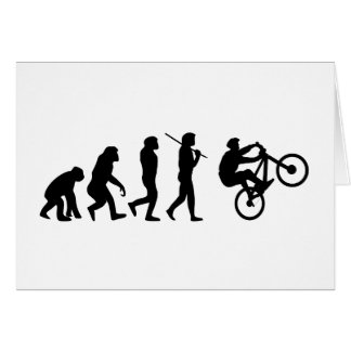 Evolution of the cyclist card