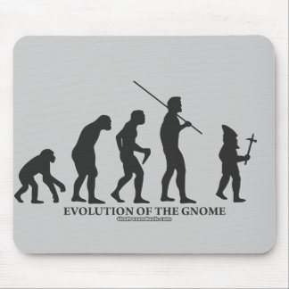 Evolution of the Gnome Mouse Pad