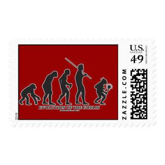 Evolution of the Goblin Postage