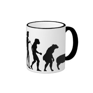 Evolution of the Masses Mug