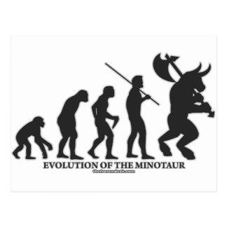 Evolution of the MInotaur Postcard