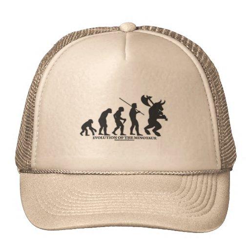 Evolution of the MInotaur Trucker Hat