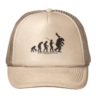 Evolution of the Ogre Mesh Hat