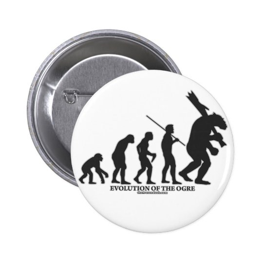 Evolution of the Ogre Pinback Button