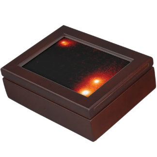 Evolution of the P:Shoemaker-Levy 9 Keepsake Boxes