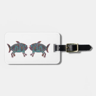 Evolution of the Species Luggage Tags