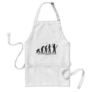 Evolution of the Zombie Hunter Adult Apron