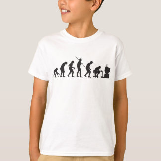 Evolution of Video Games Gaming Gamer T-Shirt