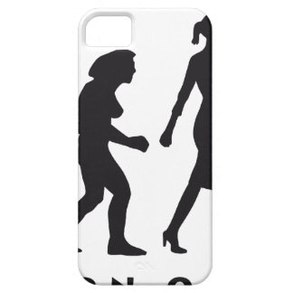 evolution OF woman female iPhone 5 Case