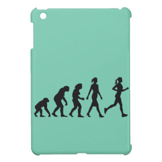 evolution OF woman female more jogger