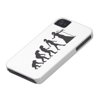 Evolution OF woman female opera more singer iPhone 4 Case-Mate Case
