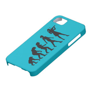 evolution OF woman female violin more player iPhone SE/5/5s Case