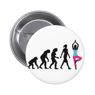 evolution OF woman yoga position