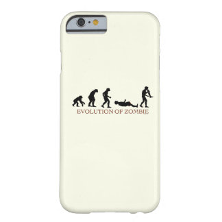 Evolution of Zombie Barely There iPhone 6 Case